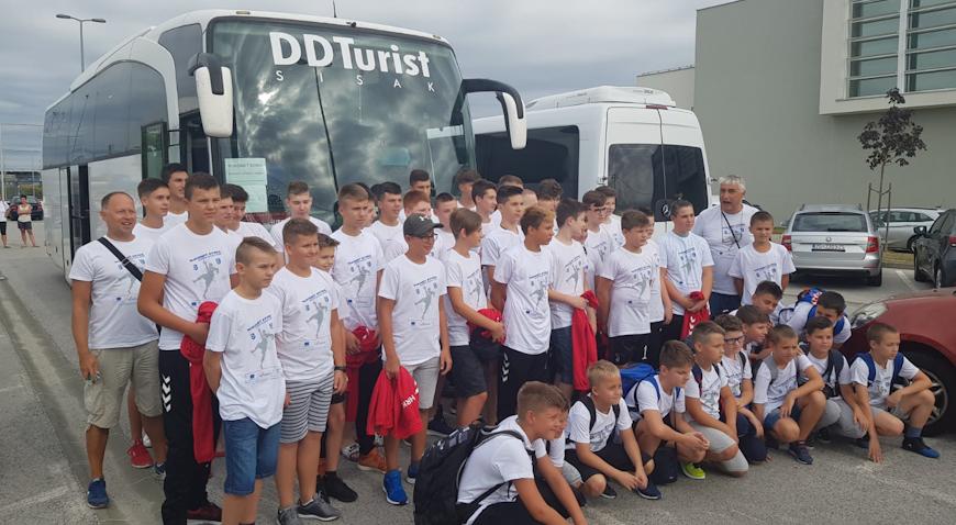 Mladi gorički rukometaši krenuli put Veszprema