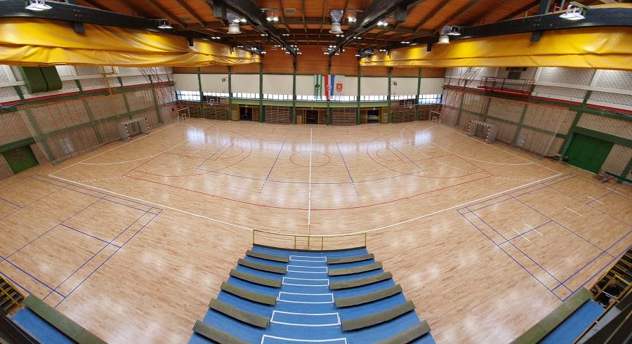 Sportaši iz Zeline od sada će rekorde postavljati u novoobnovljenoj dvorani