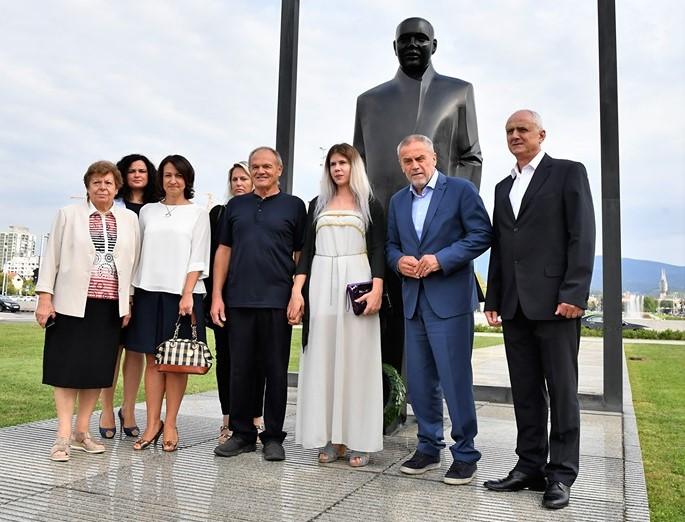 Povodom 102. rođendana odana počast Većeslavu Holjevcu