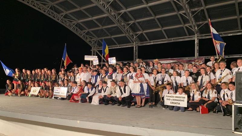 Glazbenici iz Jastrebarskog izazvali ovacije na Međunarodnom festivalu u Ohridu