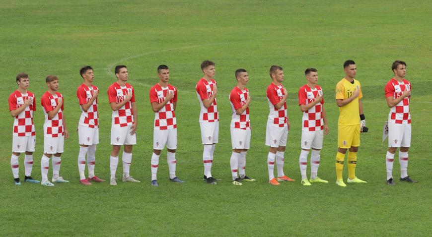 FOTO: Šimunićeva Hrvatska remizirala s Francuskom