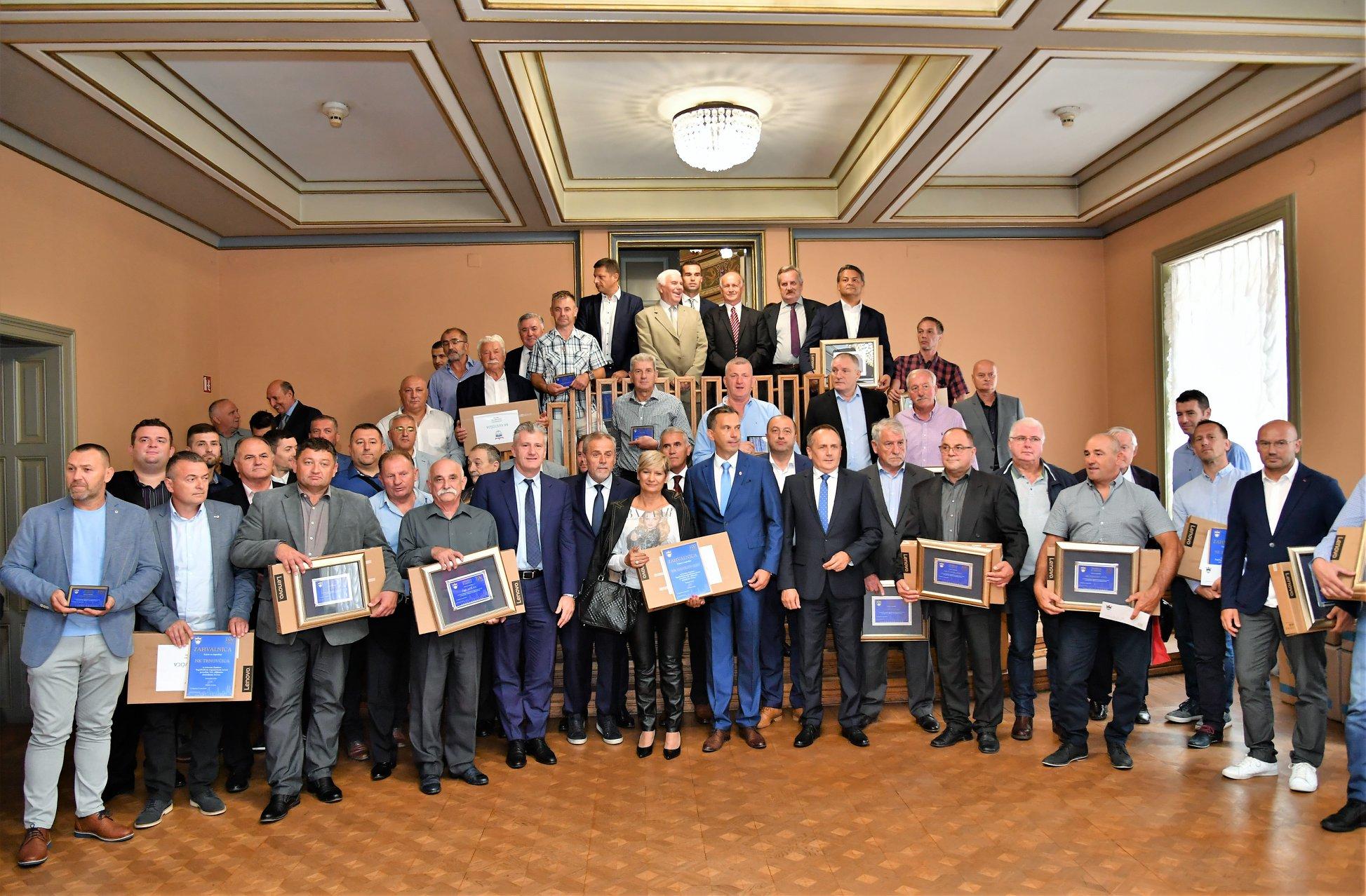 Zagrebački nogometni savez slavi jubilarnu 100. godišnjicu osnutka
