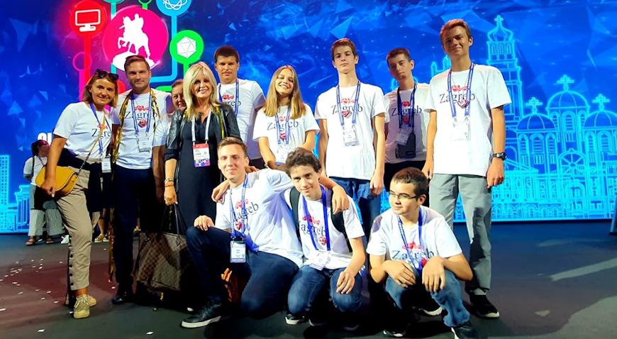 Zagrebački srednjoškolci i ove godine sudjeluju na Međunarodnoj olimpijadi metropola