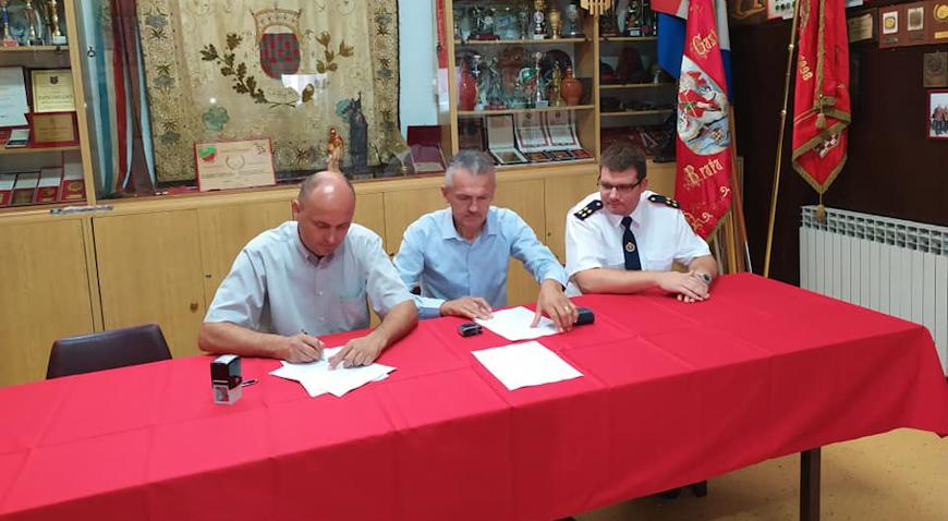 "Obnovom Vatrogasnog centra, započinje i realizacija projekta ""Multifunkcionalni centar Sveti Ivan Zelina"""