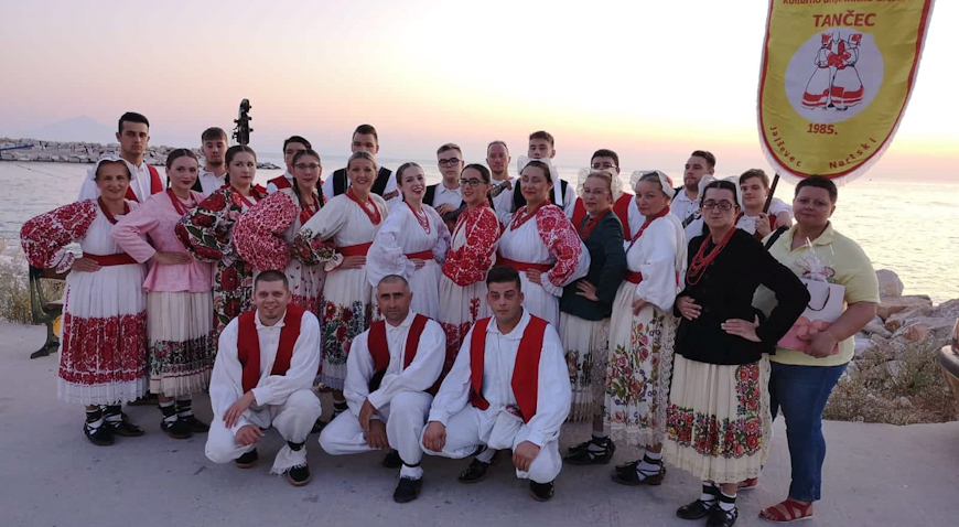 FOTO: Tančecova grčka avantura