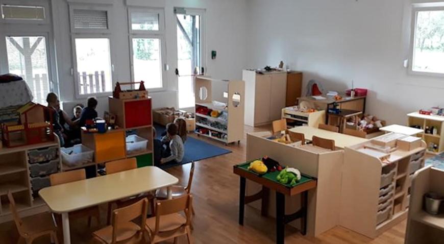 Vrtićanci u Posavskim Bregima dobili potpuno obnovljeni prostor