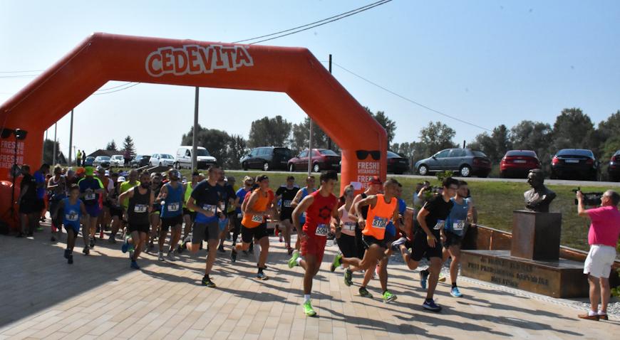 USPIO RUGVIČKI TRK – Više od 150 trkača dokaz su da manifestacija ima budućnost