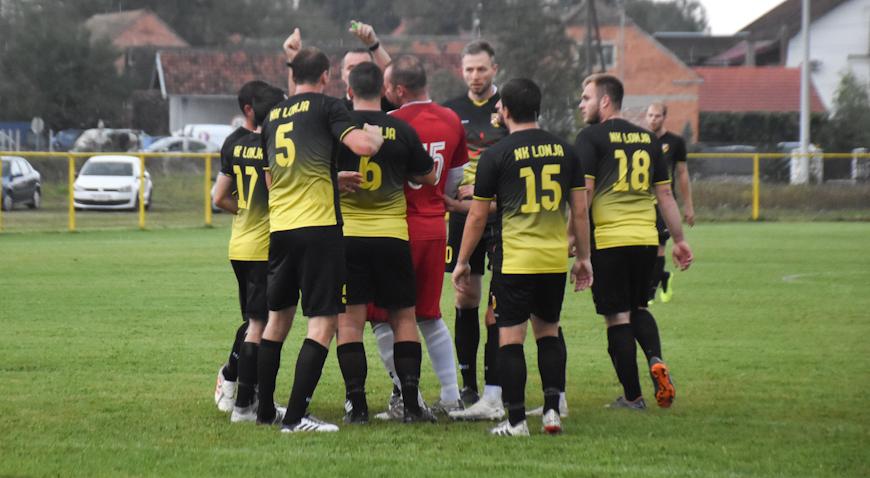 Salopek za pobjedu Lonje protiv Bana Jelačića (B)