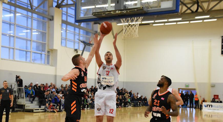 Košarkaši Gorice bolji od ABA ligaša Krke