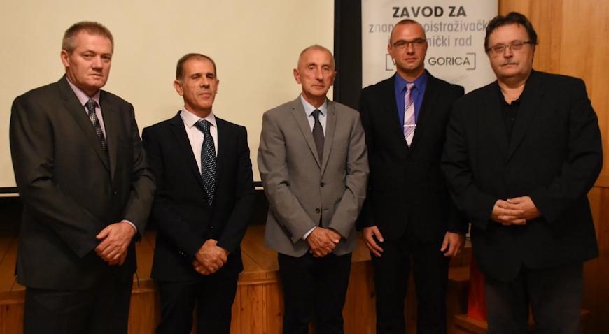 ZANIMLJIV SKUP NA ZGRADI – Hrvatska akademija znanosti i umjetnosti dovedena u Mraclin