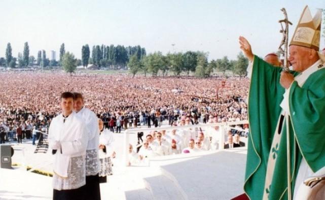 Prošlo je 25 godina od posjeta svetog Ivana Pavla II Hrvatskoj, njegove poruke žive još i danas