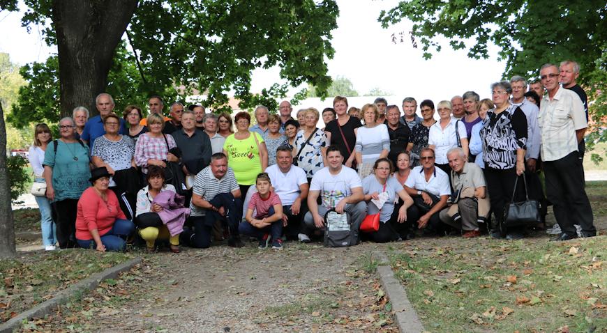 FOTO: Rugvički SUH na jednodnevnom izletu u Vinkovcima