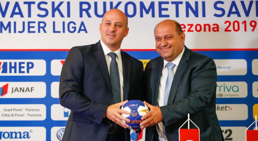 Potpisan sponzorski Ugovor HRS-a i Hrvatske pošte