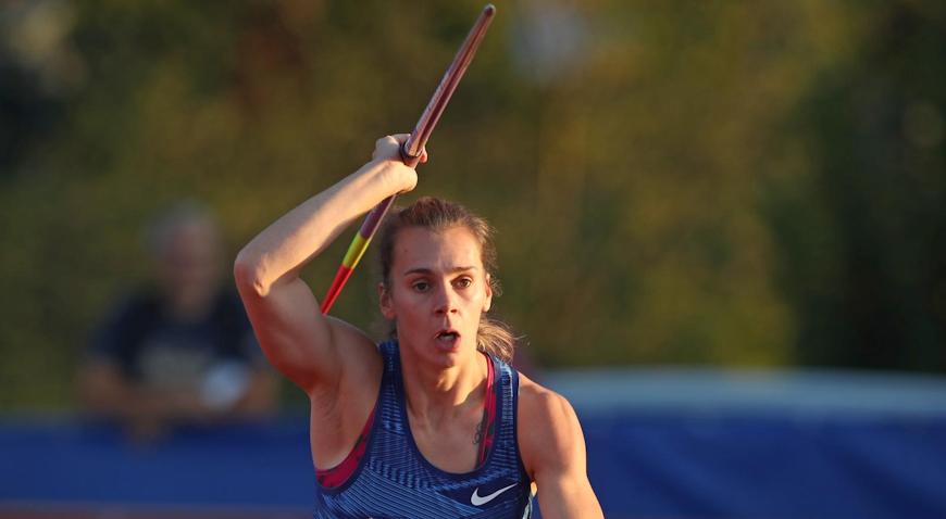 Sara Kolak s novim rekordom pobjednica mitinga u Zagrebu