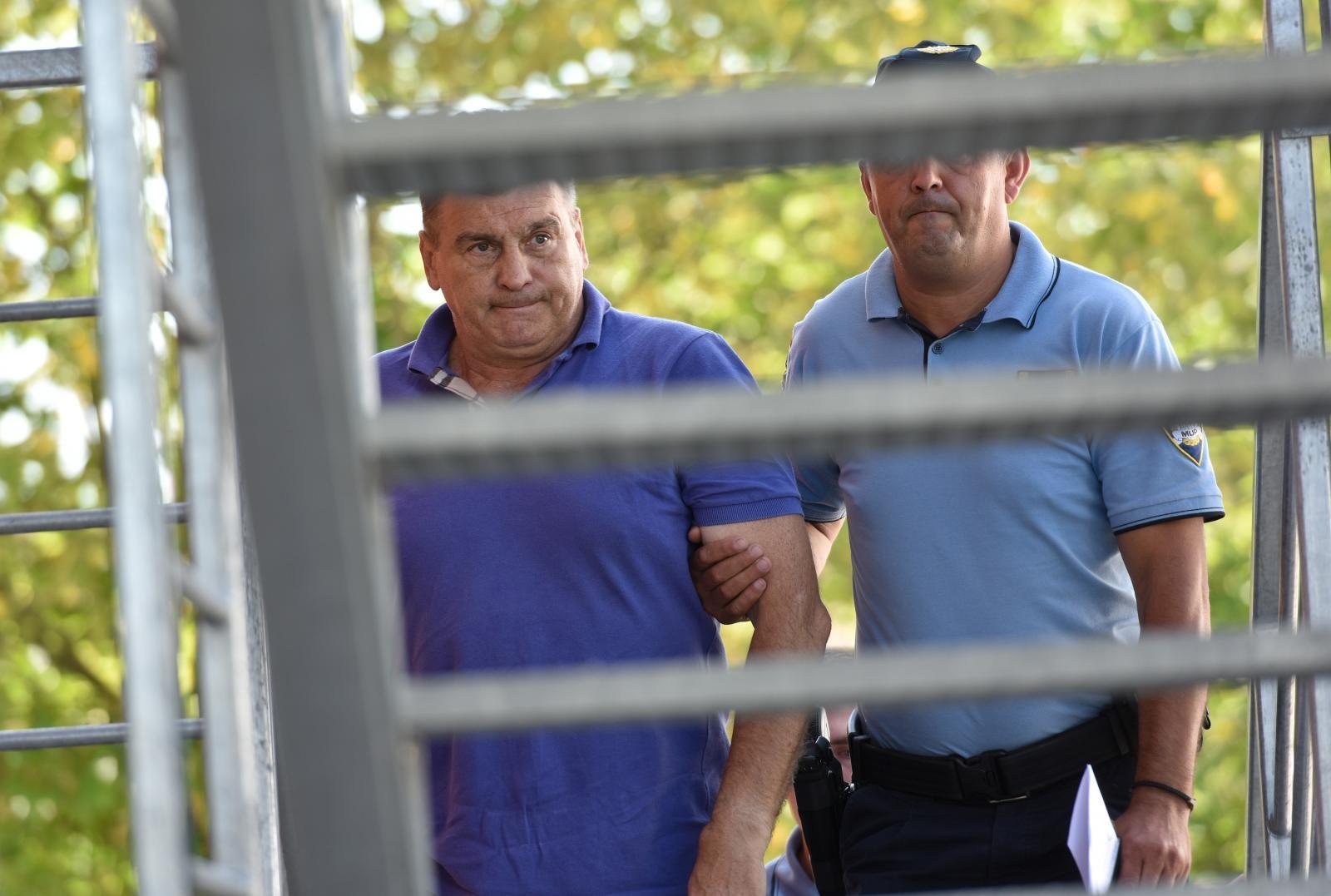 Damir Škaro priveden na ispitivanje u Županijsko državno odvjetništvo