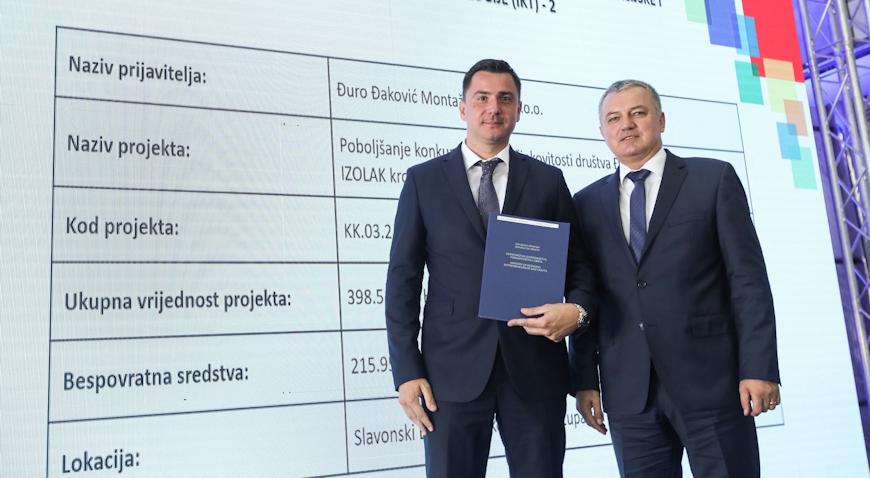 Dodijeljeno 363 milijuna kuna za revitalizaciju IKT-a malih i srednjih poduzetnika