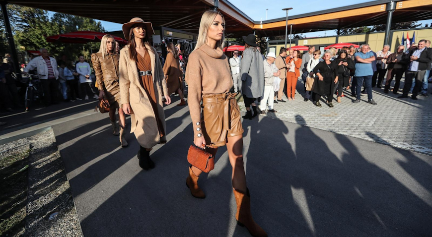 Na Dupcu otvoren novi Modni centar