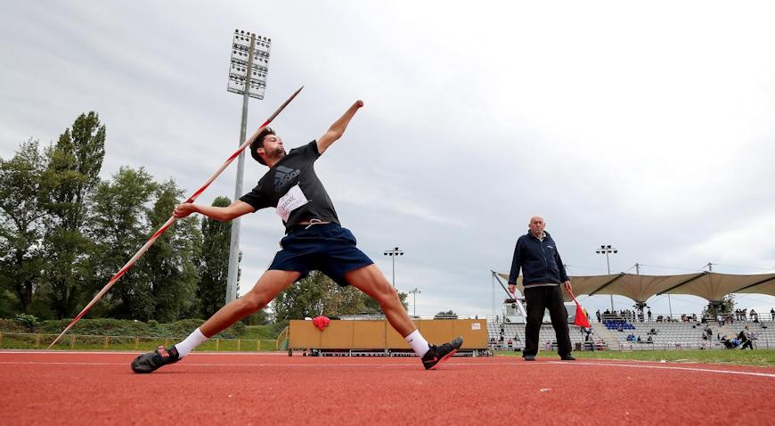 VIDEO: Prvi Međunarodni paraatletski miting u Zagrebu okupio preko 140 natjecatelja
