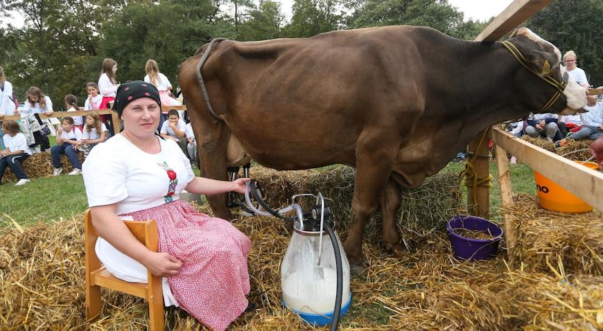 VIDEO:  Na Bundeku obilježen 20. svjetski dan školskog mlijeka