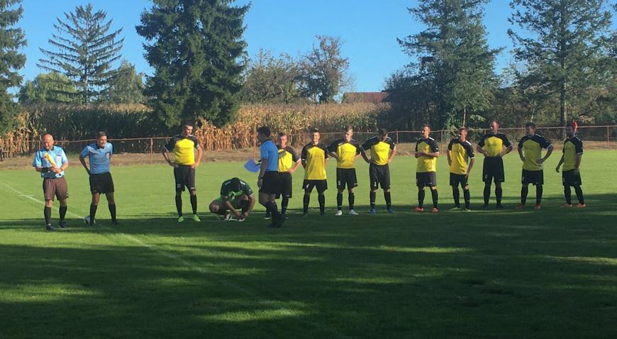 Kupa u 90. minuti ostala bez pobjede u Novoj Kapeli