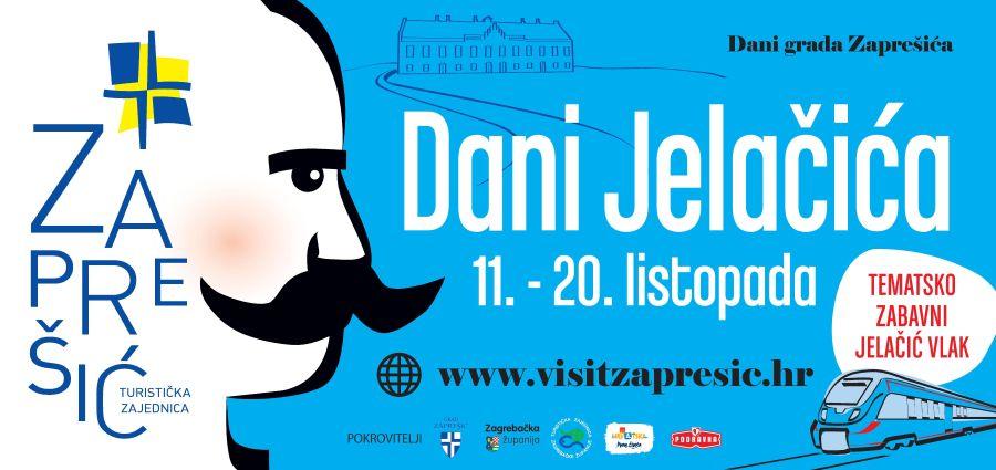 Dani Jelačića u novom ruhu