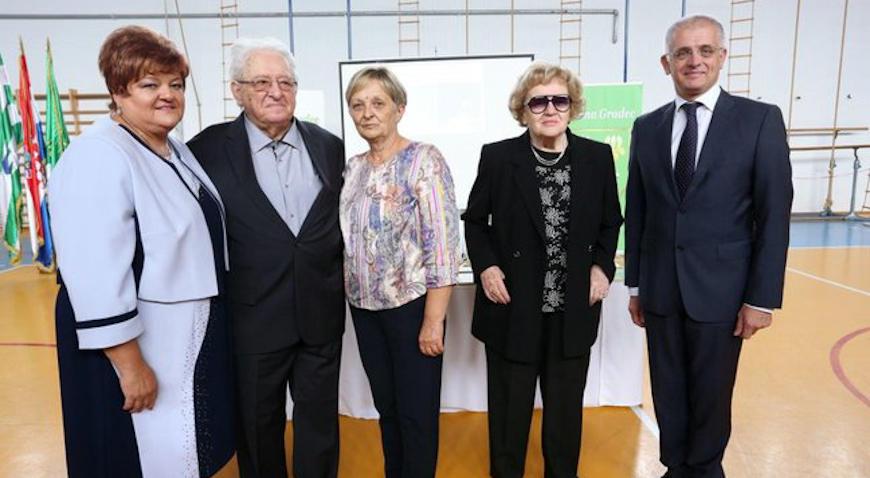 Smiljka Bencet Regica i Martin Sagner Dudek počasni stanovnici Općine Gradec