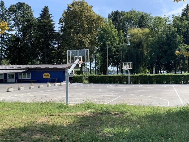 Sadržaji ŠRC-a Sveti Ivan Zelina bogatiji za novo košarkaško igralište
