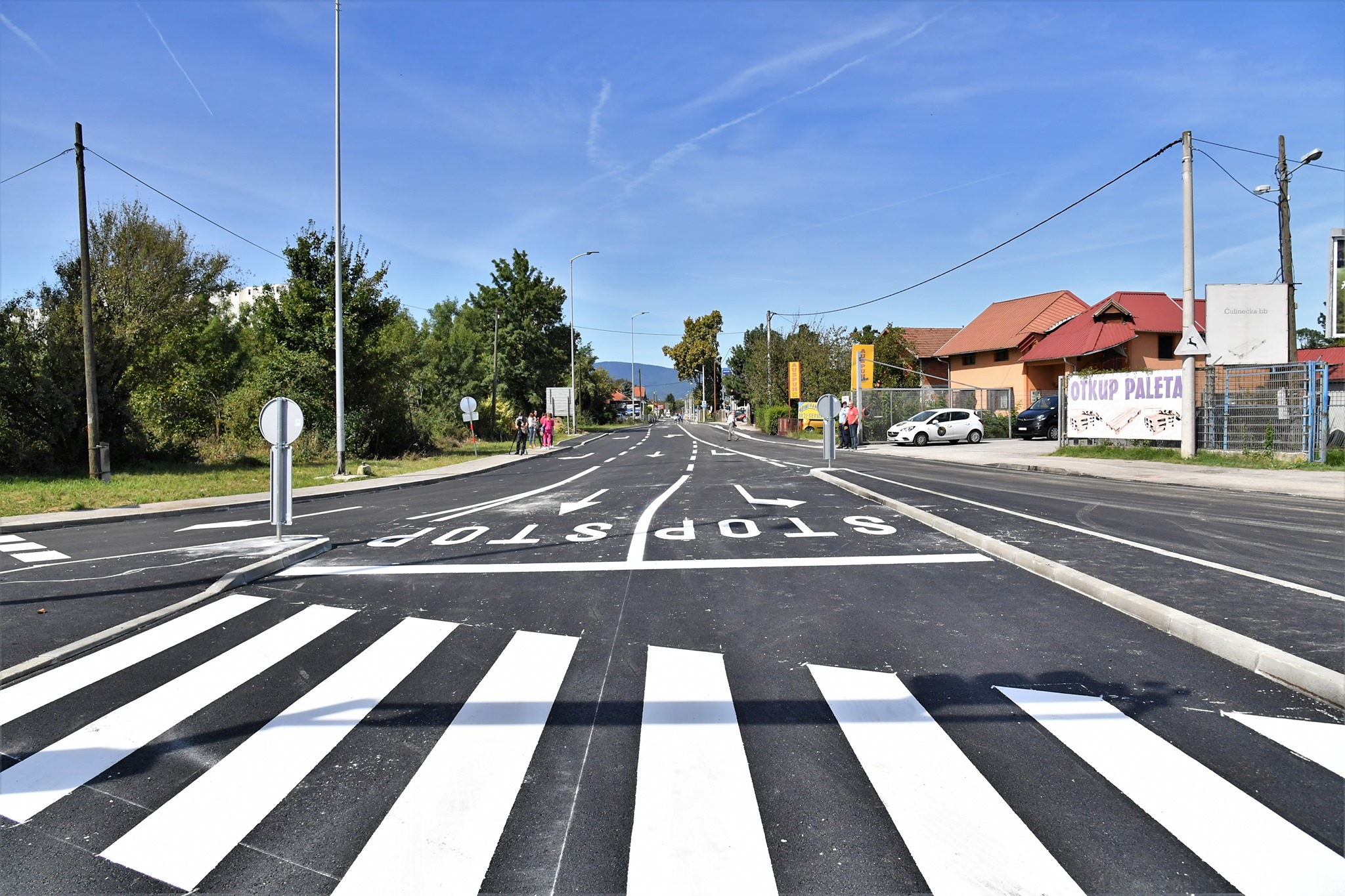 Nastavljaju se radovi na Čulinečkoj cesti – privremena regulacija prometa na snazi do listopada