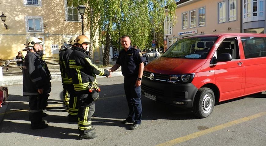 Novo kombi vozilo za DVD Jastrebarsko