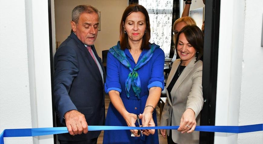 U Domu za žrtve obiteljskog nasilja Duga otvoreno novo savjetovalište i tretmanski centar