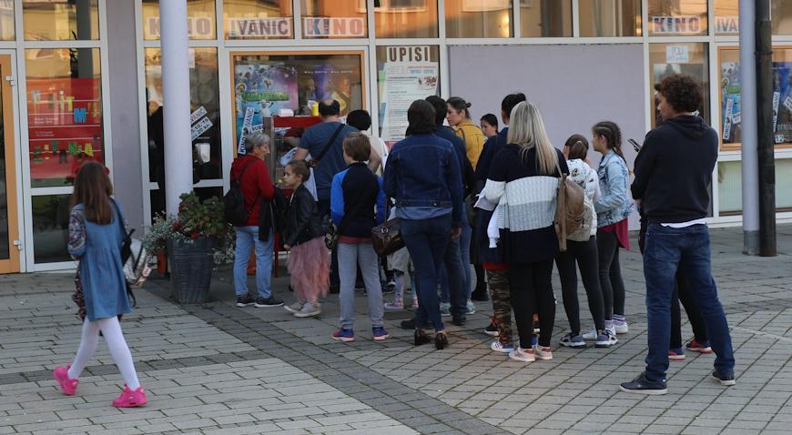 FOTO: Nakon sedam godina vrata je otvorilo kino u Ivanić-Gradu