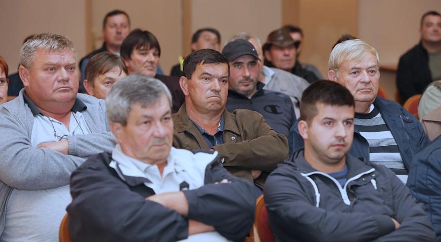 Sve o Programu ruralnog razvoja Republike Hrvatske doznajte na predavanju u Veleševcu