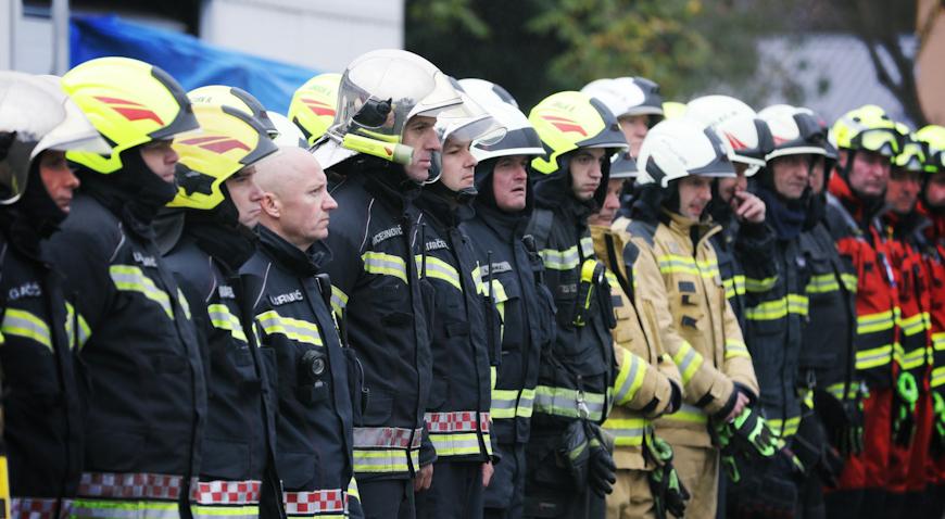 FOTO: Hrvatski i slovenski vatrogasci u zajedničkoj misiji