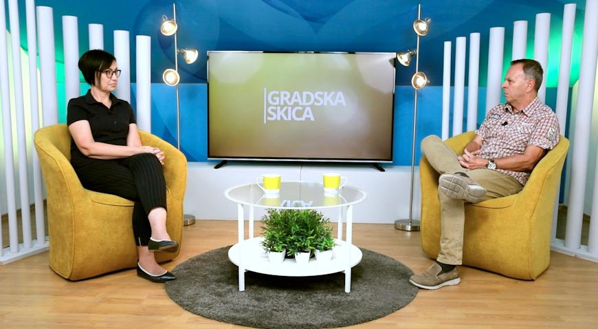 GRADSKA SKICA – Sanja Radošević, direktorica Ivakopa
