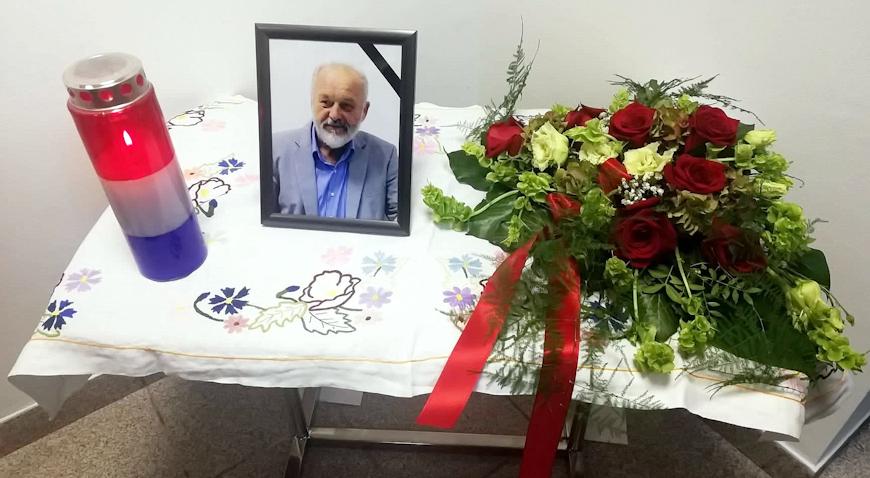Brojni Zaprešićani Dragutinu Grgasu-Belom uputili posljednje zbogom