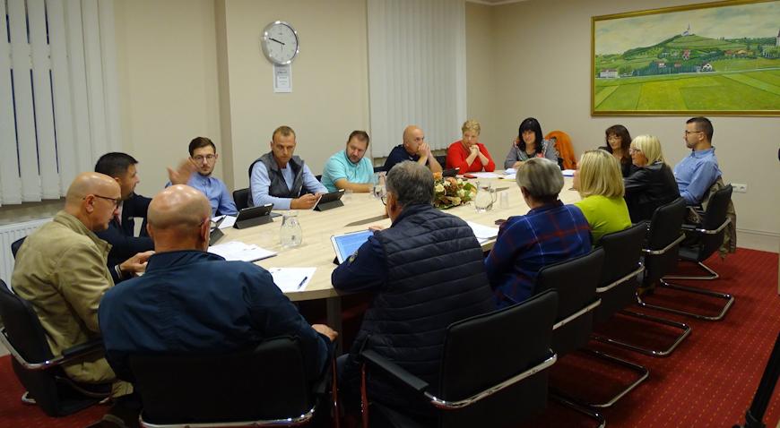 Usvojene izmjene i dopune Prostornog plana Općine Pušća