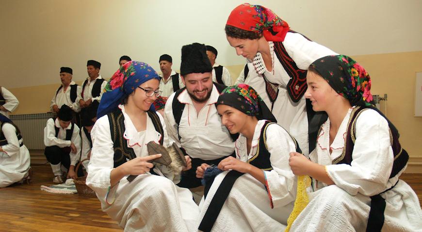 FOTO: Susretom KUD-ova Jablanovčani proslavili 13. obljetnicu