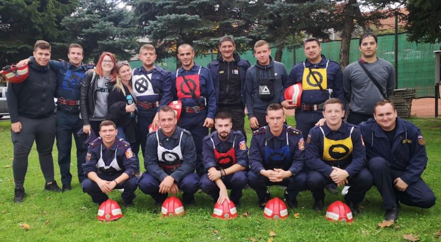 Vatrogasci iz Deanovca najbolji na natjecanju u Sloveniji