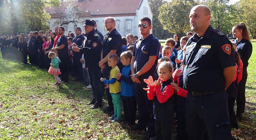 FOTO: Gotovo tisuću vatrogasaca pohodilo Zaprešić