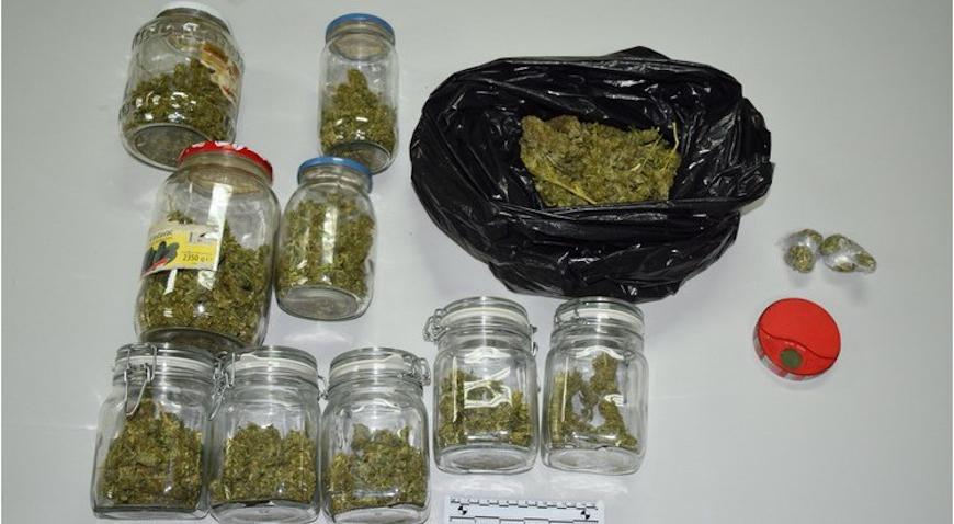 Samoborac na ilegalnom tržištu prodavao marihuanu