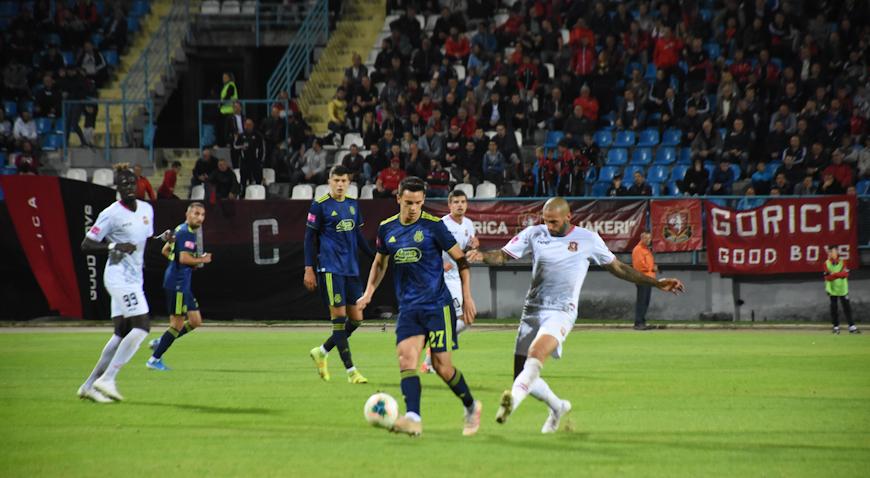 FOTO: 'Šareni' sastav Dinama dovoljno jak za šestu pobjedu protiv Gorice