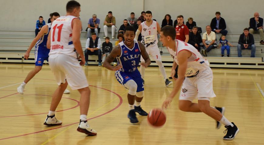 FOTO: +17 košarkaša Gorice protiv Alkara