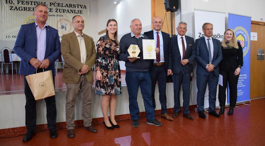 Tomica Kalinski šampion ocjenjivanja meda