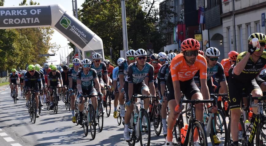 FOTO: I Velika Gorica je bila dio CRO Race utrke