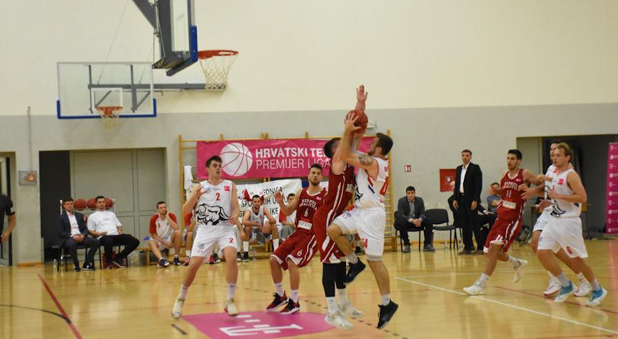 FOTO: Košarkaši Gorice nastavili pobjednički niz