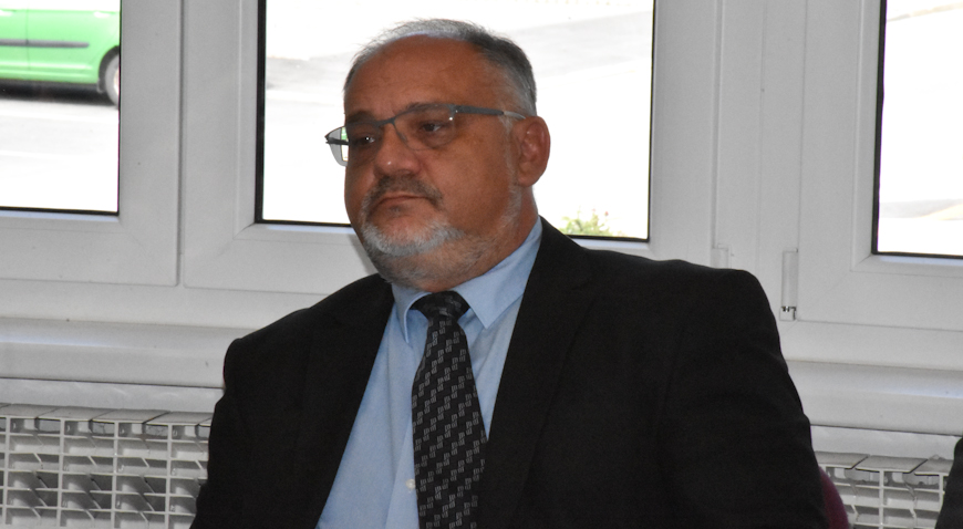 Nenad Panian: Grad je postao metom nepoznatih ljudi