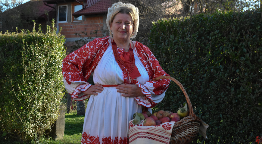 FOTO: Posavska kultura i običaji velika su ljubav Milice Điđe