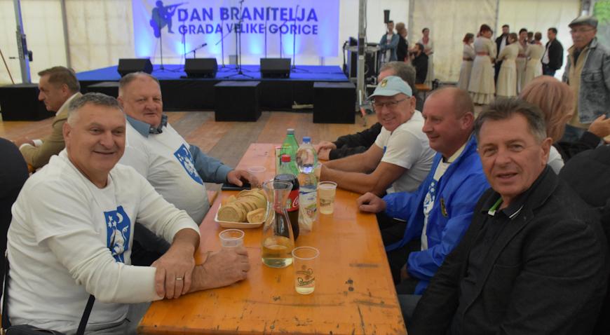 FOTO: Obilježen Dan branitelja Grada Velike Gorice