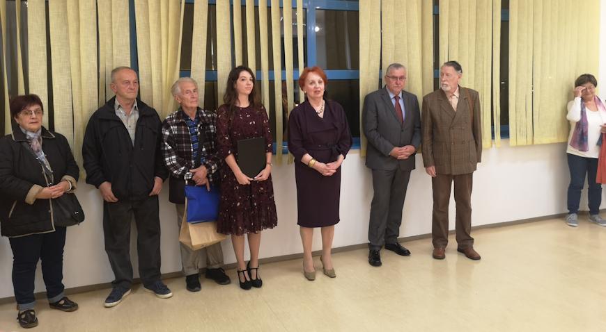 Ljerka Vladović izložila svoja djela u Galeriji Anima