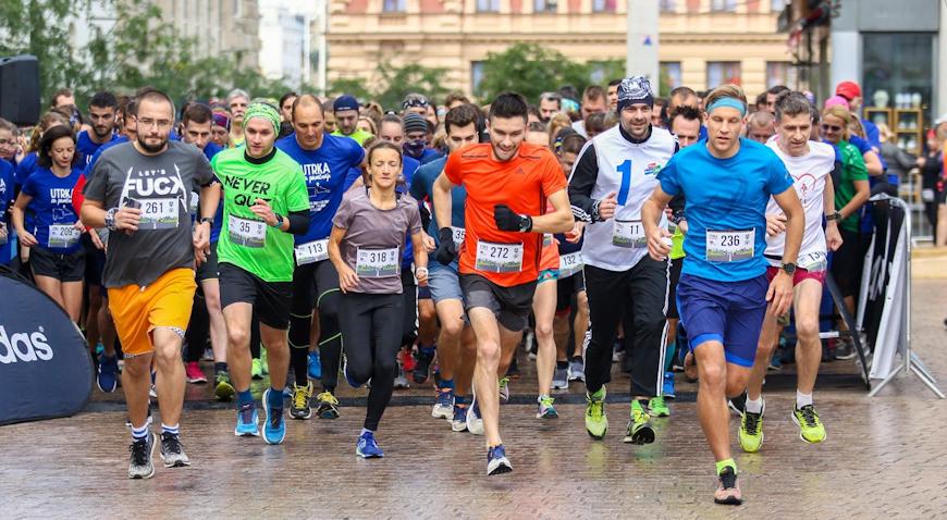 VIDEO: Utrka za pamćenje okupila 400-tinjak trkača